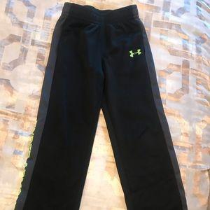 Under Armour pants. Boys size 7